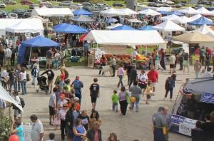 Harvest Market 5K Fun Run and Walk @ Mills Riverside Park   Vermont   United States