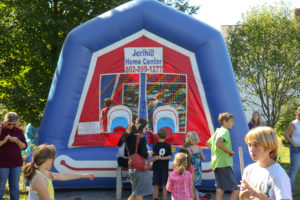 Bounce House @ Children's Games Area