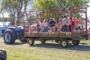 Hay Rides @ Hay Ride Field